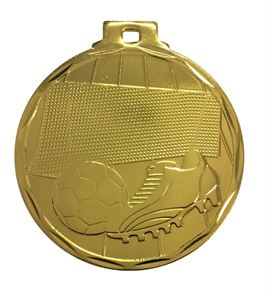 Budget Football Medal Gold - 7906G