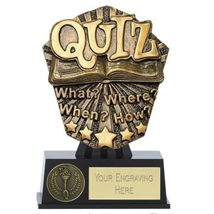 Cosmos Mini Quiz Trophy - PK179