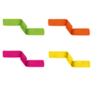 Neon Medal Ribbons