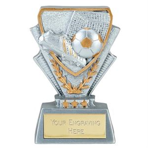 Football Mini Cup Trophy - A4124