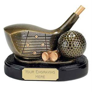 Triumph Driver Golf Trophy - A243