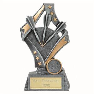 Flag Darts Trophy - A4096
