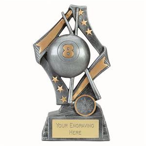 Flag Pool Trophy - A4089
