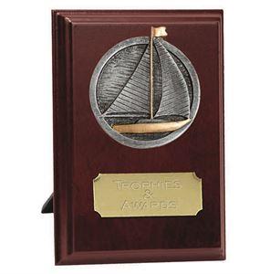 Peak Sailing Plaque Award - W278-S