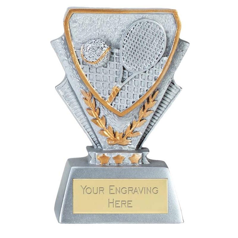 Tennis Mini Cup Trophy - A4122