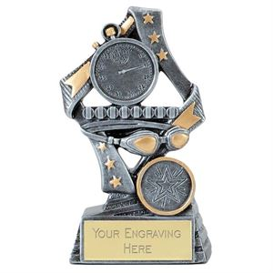 Flag Swimming Trophy - A4092