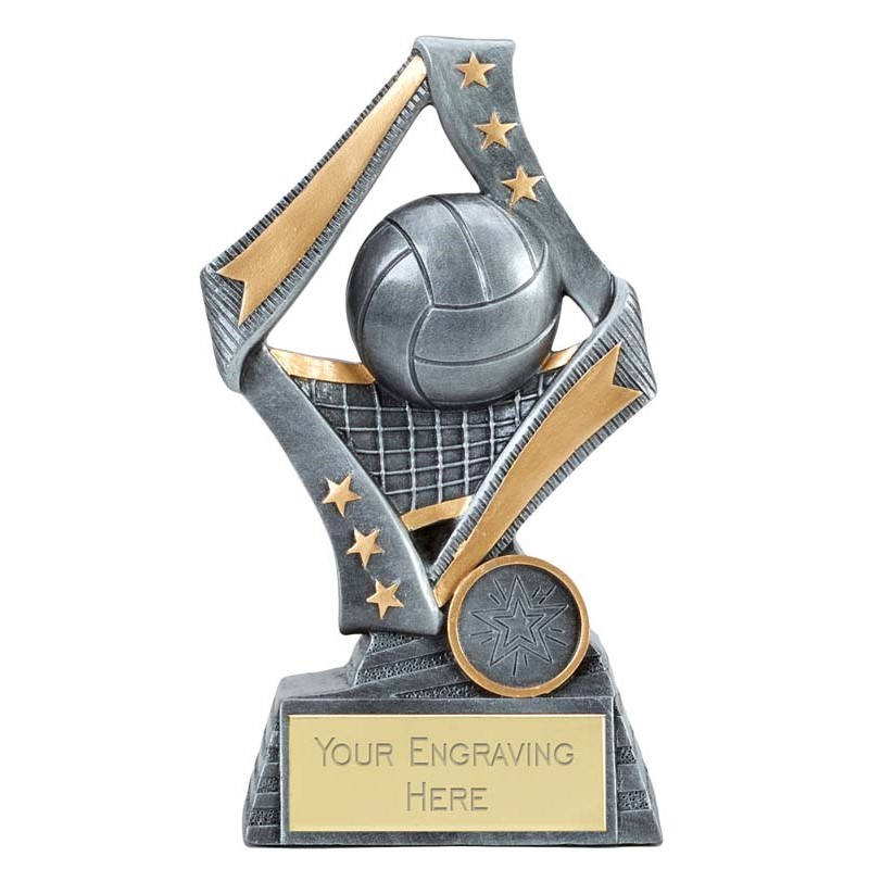 Flag Volleyball Trophy  - A4095