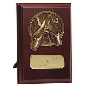 Vision Ballet Plaque Award - W278-BA