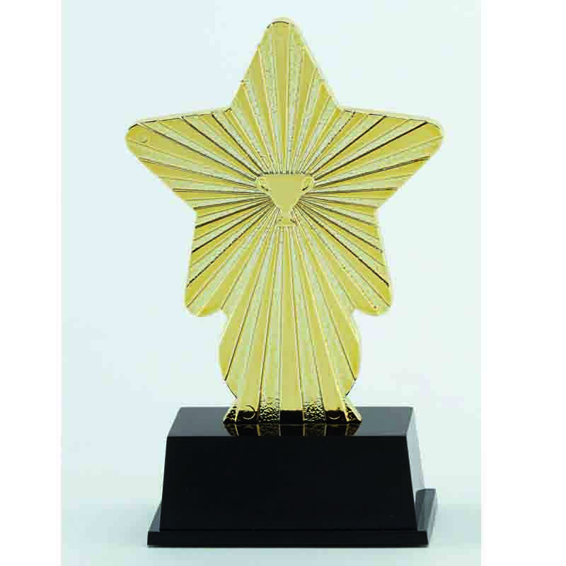 Badminton Superstar Mini Trophy - PK287B View of back