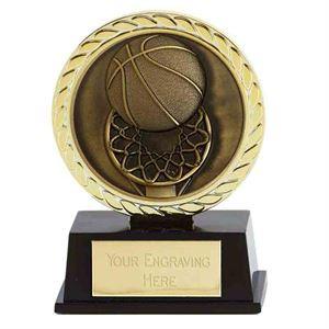 Vibe Super Mini Basketball Trophy - PK272