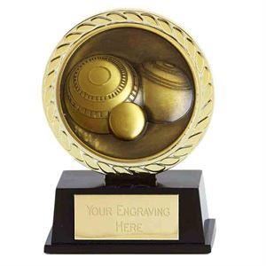Vibe Super Mini Lawn Bowls Trophy - PK281