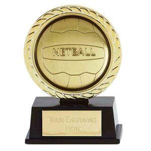 Vibe Super Mini Netball Trophy - PK283