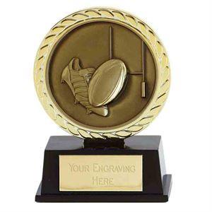 Vibe Super Mini Rugby Trophy - PK284
