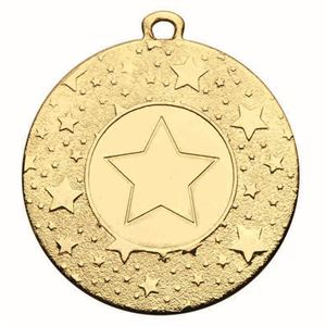 Virtuoso Star Medal - AM1173.01 Gold