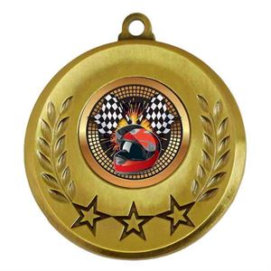 Spectrum Motorsport Medal - AM6031.12-028 Gold