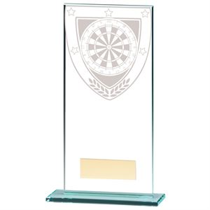 Millennium Darts Jade Glass Award - CR20373E