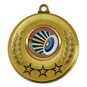 Spectrum Archery Medal - AM6031.12-057 Gold