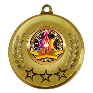 Spectrum Dancing Medal - AM6031.12-019 Gold