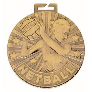 Cosmos Netball Medal - AM5510.12