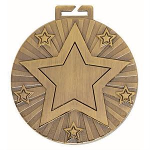 Cosmos Large Star Medal - AM5535.12