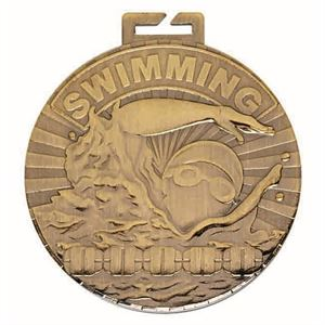 Cosmos Swimming Medal - AM5536.12