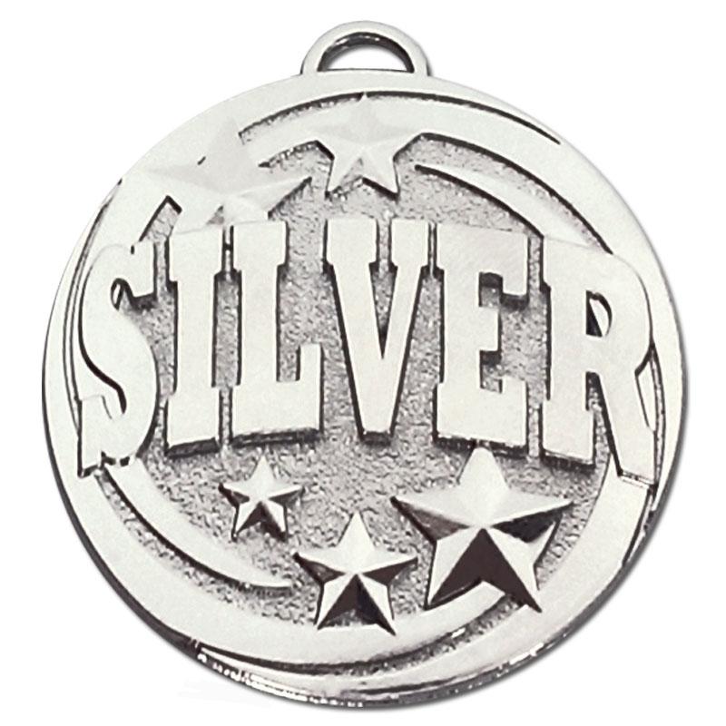 Target Silver Medal - AM1042.02
