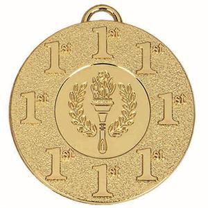 Target 1st Place Medal - AM986G Gold