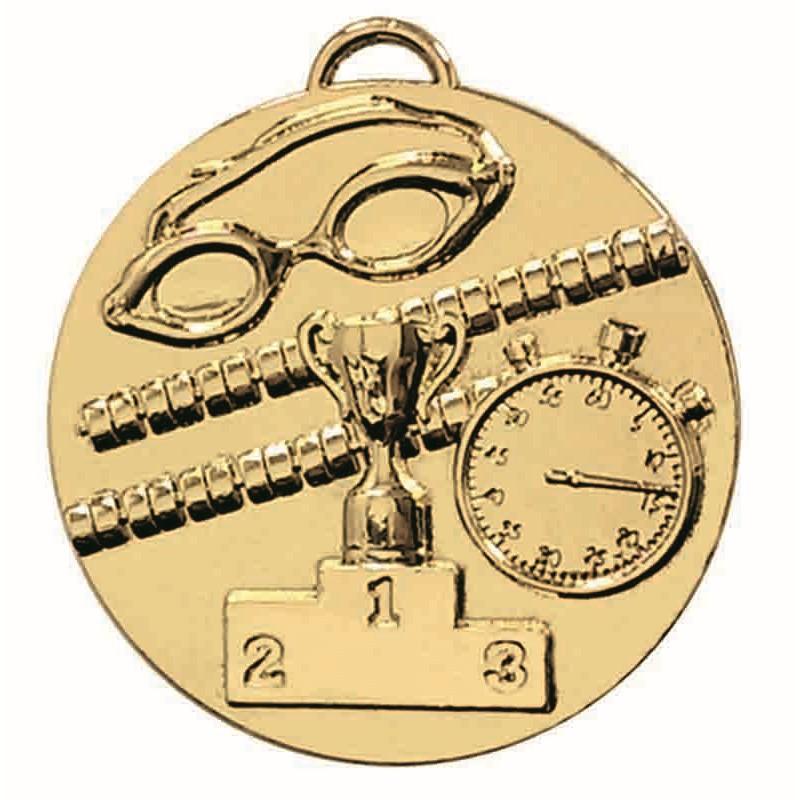 Target Swimming Medal - AM1013.01
