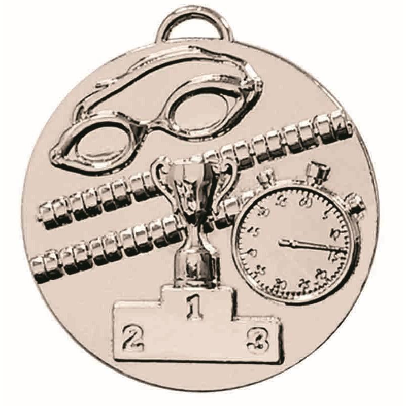 Target Swimming Medal - AM1013.02