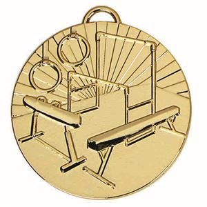 Target Swimming Medal - AM1014.01 Gold