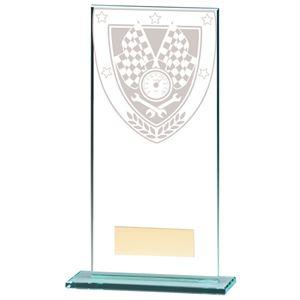 Millennium Motorsport Jade Glass Award - CR20385E