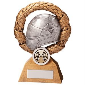 Monaco Wreath Motorsport Helmet Award - RF20201C