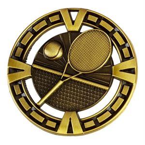 Varsity Tennis Medal - AM6007.12 Gold