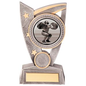 Triumph Power Lifting Award - PL20421
