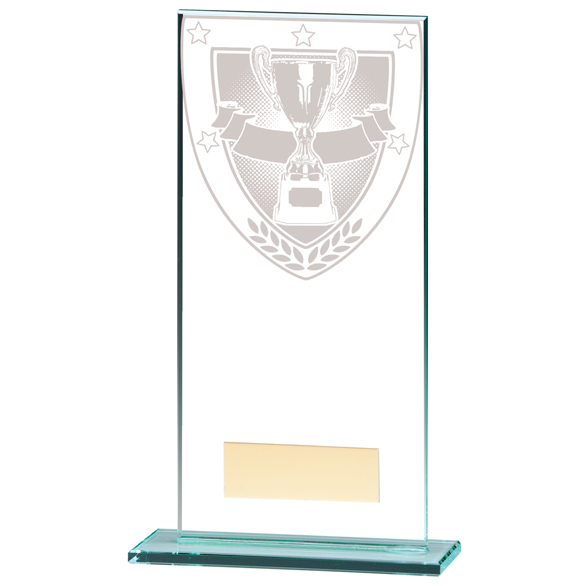 Millennium Achievement Jade Glass Award - CR20368
