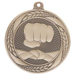Gold Typhoon Martial Arts Medal (55mm) - MM20442G