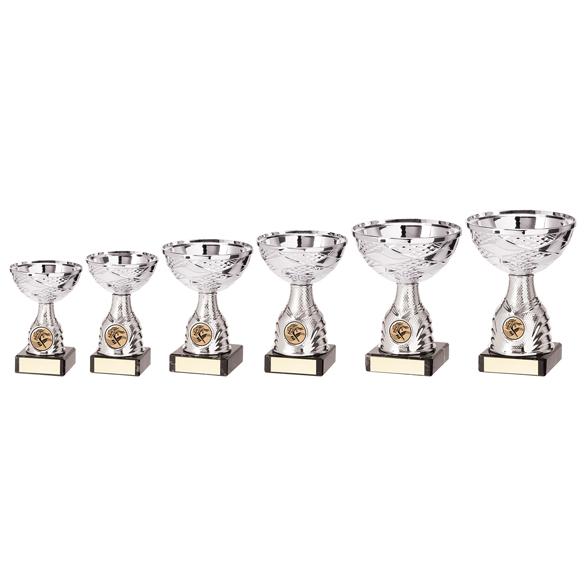 Hacienda Silver Cup - TR20513 in 6 sizes