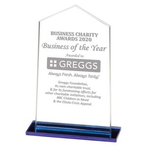Downton Glass Award - CR20360