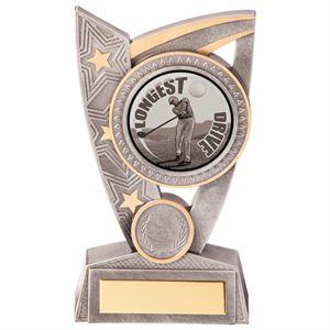 Triumph Golf Longest Drive Award - PL20415B