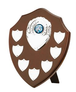 Mahogany Budget Annual Shield - D603A