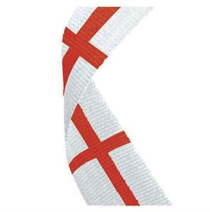 MR041 - England Flag Medal Ribbon