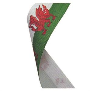 MR043 - Wales Flag Medal Ribbon