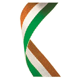 Ireland Flag Medal Ribbon - MR044